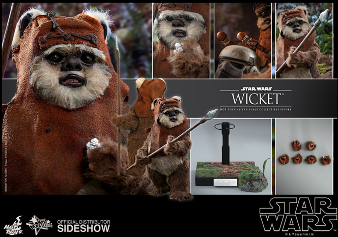 wicket hot toys 904975