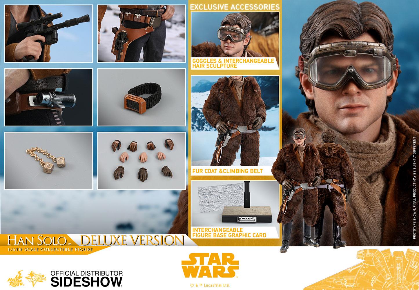 Han Solo Hot toys