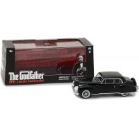 The Godfather 1941 Lincoln Continental 1:43 Édition limitée Greenlight Collectibles Hollywood 86507