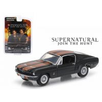 Supernatural 1967 Ford Mustang 1:64 édition limitée Série 9 Greenlight Hollywood 44690-F