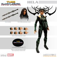 * Pre Order * One-12 Collective Marvel Thor Ragnarok Hela Mezco Toyz