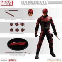 * Pre Order * One-12 Collective Marvel Netflix Daredevil Mezco Toyz