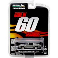 Gone in 60 Seconds 1967 Ford Mustang Eleanor 1:64 Series 7 Greenlight Hollywood Collectibles 44670