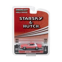 Starsky & Hutch 1976 Ford Gran Torino 1:64 Série 18 Greenlight Hollywood Collectibles 44780-A