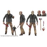 Friday The 13th Part IV Jason Voorhees 1/4 Scale 18-inch NECA