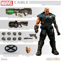 One-12 Collective Marvel Cable Mezco Toyz