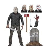 Friday The 13th Part V Dream Jason Ultimate Figure 7-inch NECA