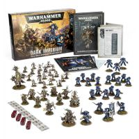 Dark Imperieum - The ultimate Warhammer 40K Boxset - ENGLISH Version (40-01-60)