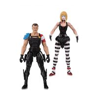 Doomsday Clock - The Comedian & Marionette 2-pack 7-inch
