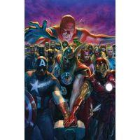 Avengers #700 Poster Alex Ross