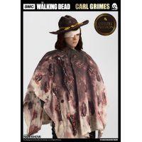 Carl Grimes Walking Dead DELUXE Version figurine 1:6 Threezero  9041791