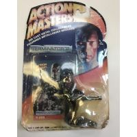 Terminator 2 T-800 diecast figure Action Masters Kenner​