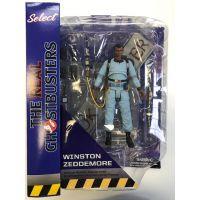 Ghostbusters Animated Series Diamond Select Toys 7-inch - Winston Zeddemore