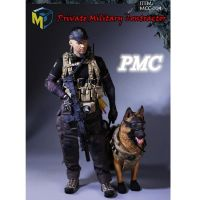 Private Military Contractor figurine avec chien 1:6 MCC Toys MCC-004