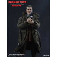 Blade Rick style Harrison Ford Blade Runner figurine 1:6 Redman Toys RM024