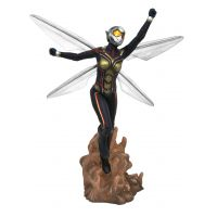 Marvel Movie Gallery Ant-Man & Wasp Movie The Wasp PVC Diorama 9-inch