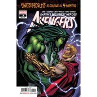 Avengers (2018) #11