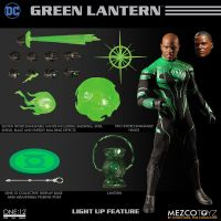 One-12 Collective DC Green Lantern John Stewart Mezco Toyz