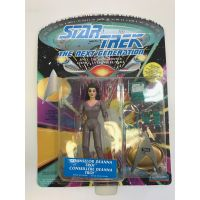 Star Trek The Next Generation Conseillère Deanna Troi Playmates Toys 601690