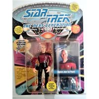 Star Trek The Next Generation Captain Jean-Luc Picard Playmates Toys 6071