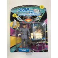 Star Trek The Next Generation Ambassador Spock Playmates Toys 602790