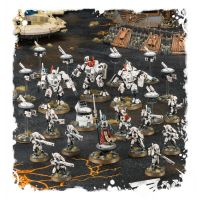 Warhammer 40K Start Collecting Tau Empire Games-Workshop (70-56)
