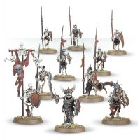 Age of Sigmar Skeleton Warriors Games-Workshop (91-06)  Guerriers squelettes