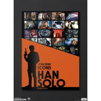Star Wars Icons Han Solo HC Insight Edition ISBN 978-1-68383-496-0