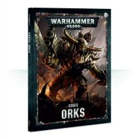 Warhammer 40K Codex: Orks ENGLISH VERSION Games-Workshop (50-01-60)