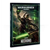 Warhammer 40K Codex Necrons ENGLISH VERSION Games-Workshop (49-01-60)