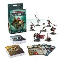 Warhammer Underworlds: Shadespire – Sepulchral Guard FRENCH VERSION Games-Workshop (110-05-01)