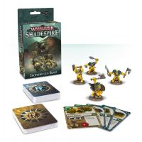 Warhammer Underworlds: Shadespire – Ironskull's Boyz  FRENCH VERSION Games-Workshop (110-03-01)