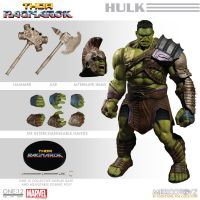 One-12 Collective Marvel Thor Ragnarok Hulk Mezco Toyz