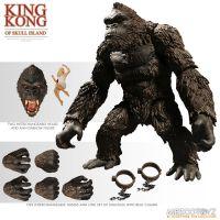 King Kong of Skull Island 7-inch Mezco Toyz