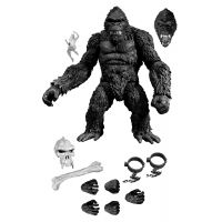 King Kong of Skull Island PX Black & White Version 7-inch Mezco Toyz