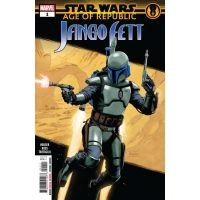 Star Wars Age of Republic - Jango Fett #1