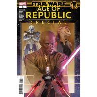 Star Wars Age of Republic Special #1
