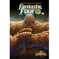 Fantastic Four (2018) #6 (Mystery Variant)