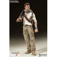 Uncharted 3 Nathan Drake 1:6 Sideshow Exclusive Collectibles 1001861
