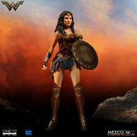 One-12 Collective DC Cinematic Wonder Woman Mezco Toys