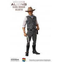 Cowboys & Aliens Colonel Woodrow Dolarhyde (Harrison Ford) RAH figurine 12 po Medicom Toy 901616