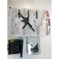 GI Joe Weapon Tech fusil submersible MP5 Hasbro 53151/53025