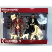 DC Comics Essentials - Shazam  & Black Adam 2-pack