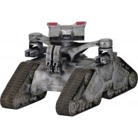 Terminator 2 3D Cinemachines - Hunter Killer Tank En Métal 6 pouces NECA