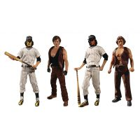 One-12 Collective Warriors Deluxe 4-pack Box Set Mezco
