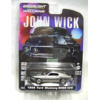 John Wick 1969 Ford Mustang BOSS 429 1:64 Série 18 Greenlight Hollywood Collectibles 44780-E