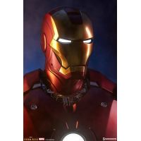 Iron Man Mark III Buste grandeur nature 1:1 Sideshow Collectibles 400329