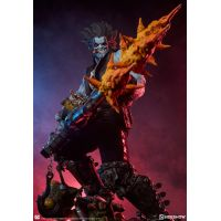 Lobo Maquette Sideshow Collectibles 300682