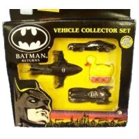 Batman Returns Vehicle Collector Set ErtL 2489