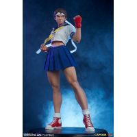 Street Fighter Sakura Classic Statue Pop Culture Shock 904555